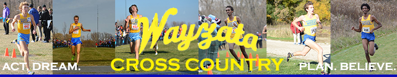 Wayzata Men's Cross Country